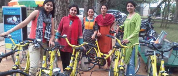 IISc shows the way in community mobility