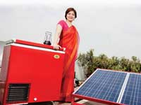 Coca-Cola India Develops Solar-Powered Coolers for Rural Areas