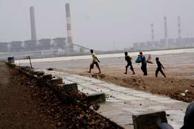 Fishing Community Against Expansion of Tata Mundra Power Plant