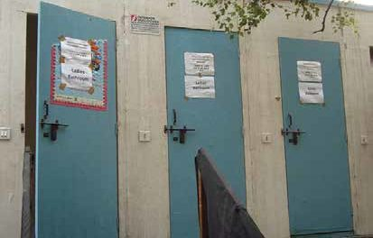 UNICEF Offers Microcredit to Build Toilets in Erode