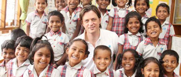 Troy Swanson's Impact Mantra For Slum Schools