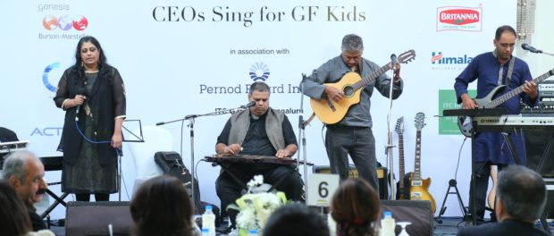 CEOs Sing, Dance, Cook  to Save Poor Kids' Lives