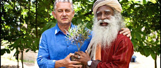 Isha Foundation Plants  15 Million Native Trees