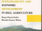 Sustainability and Economic Development in Hill Agriculture