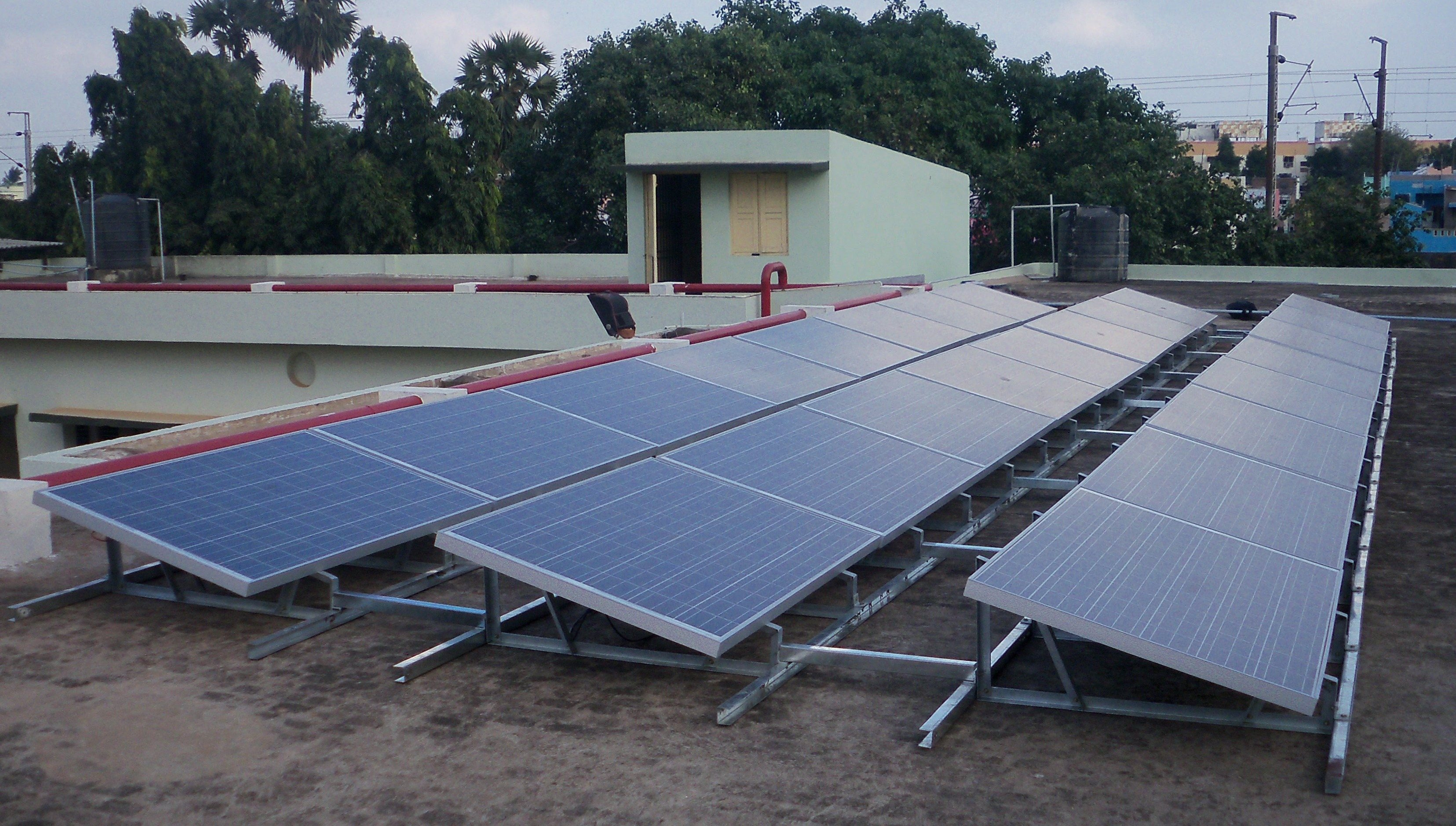 Should India Manufacture Solar Panels Sustainability Next