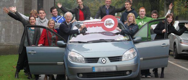 Car Sharing Picks Up Speed