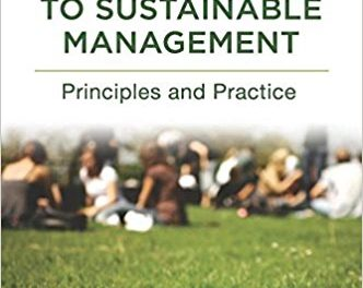 The Business Student's Guide to Sustainable Management (Second Edition) – Principles and Practice