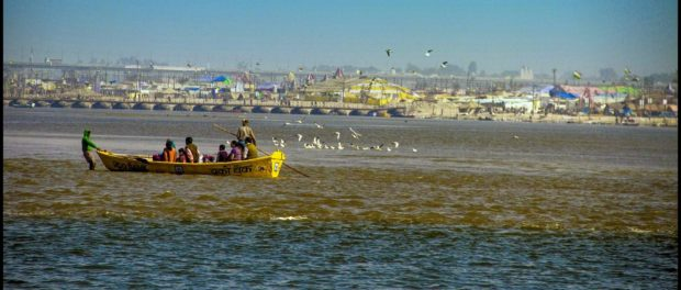 Ganga & Yamuna Get Legal  Rights Like a Person