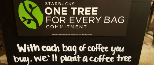 Starbucks Promises 100 Million Healthy Coffee Trees