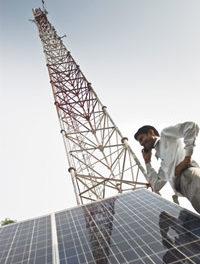 Indus Tower Achieves 30% Energy Savings
