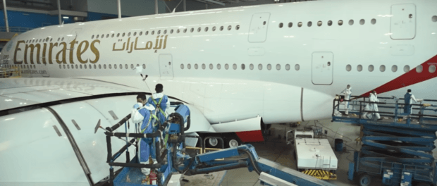 Emirates' Drywash Saves 11 Million