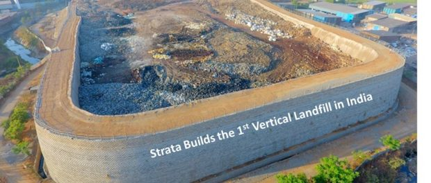 How Strata Doubled Landfill Capacity