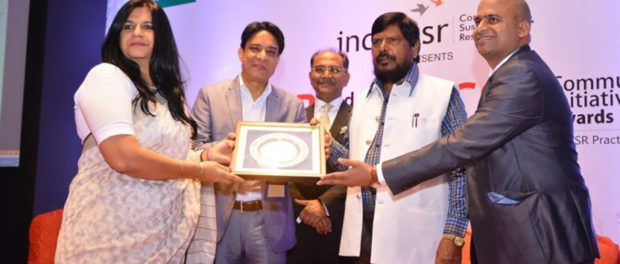 Vedanta's Nand Ghar Wins  Best CSR Asia Practices Award