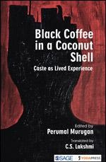 Black Coffee in a Coconut Shell