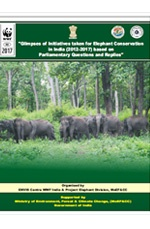 """Glimpses of Initiatives taken for Elephant Conservation in India (2012-2017) based on Parliamentary Questions and Replies"""