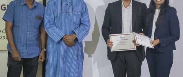 Winners of Social Enterprises Idea Challenge 2018