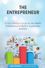 The Entrepreneur: A Lean Startup Culture for Smart Entrepreneurs to Build a Sustainable Business by Nkem Mpamah