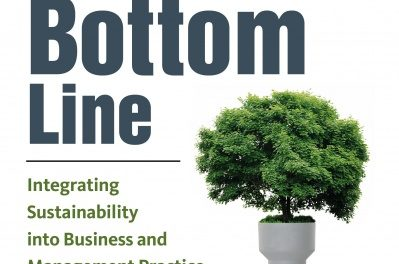 Beyond the Bottom Line – Integrating Sustainability into Business and Management Practice
