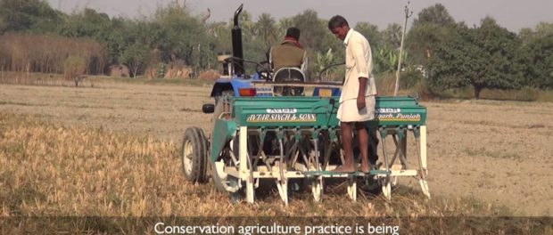 Happy Seeder Machines Can End Crop Stubble Burning