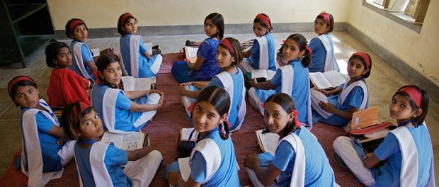 First Development Impact Bond to Educate Girl  Students in Rajasthan Exceeds Target