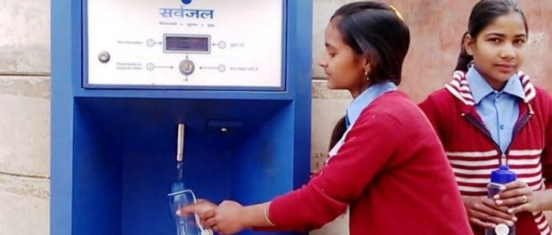 Water ATMs in Delhi a Big Hit