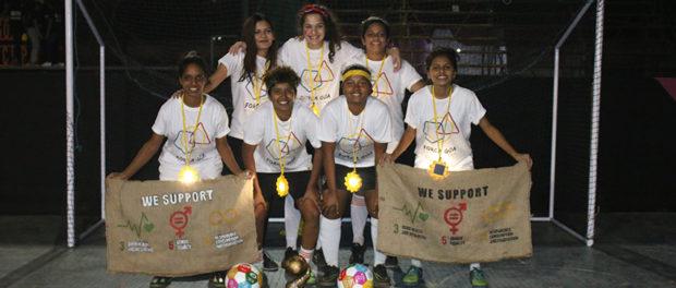 Soccer in Mumbai to Highlight UN SDGs